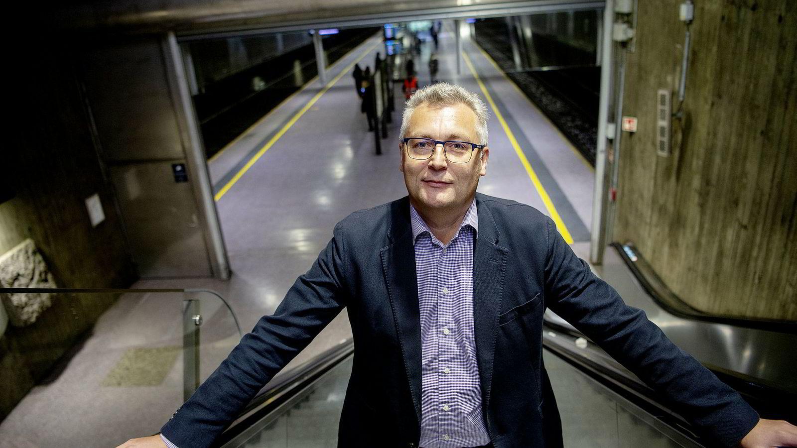 – Vi har en del reiser i USA. De spørsmålene vil nok fortsette der, sier Bernt Roger Eliassen, sjef i BCD Travel Norge.