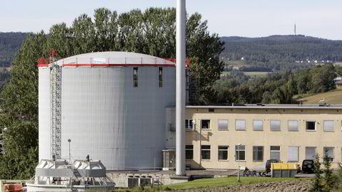 Atomreaktoren på Kjeller (bildet) og i Halden blir midlertidig stengt grunnet dårlig økonomi. Arkivfoto: Morten F. Holm/