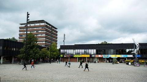 Svært mange studenter ved Universitetet i Oslo fullfører ikke bachelor på normert tid. Oslo, Norge, 26.08.2015: