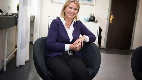 Dagens barnetrygd bør erstattes med gratis barnehage og skolefritidsordning, mener Kristin Vinje (H), som er utdanningspolitisk talskvinne for Høyre på Stortinget. Foto: