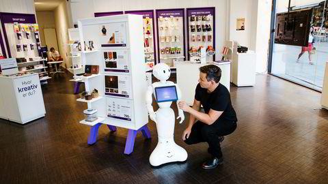 Perioden etter Enklere Liv har gått trått for gründer Sverre Steensen. Hans nye oppfinnerselskap Unikia har lagt ned butikkene, redusert antall ansatte og gjennomgått gjeldssanering.