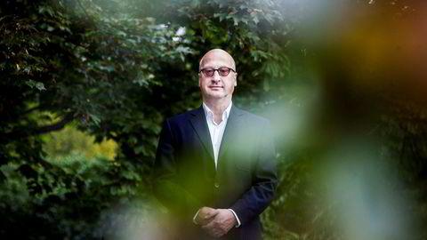 Investeringsdirektør og forvalter Albert Collett i Arctic Fund Management benytter de seneste tre ukers børsfall til å laste opp med aksjer.