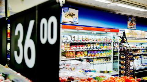 Matkjedene skal selv bidra med å levere informasjon til Forbrukerrådets portal, og Rema 1000 har vært en av pådriverne bak satsningen. Foto: Thomas Haugersveen