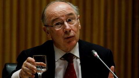 Spansk høyesterett opprettholdt dommen mot Rodrigo Rato.