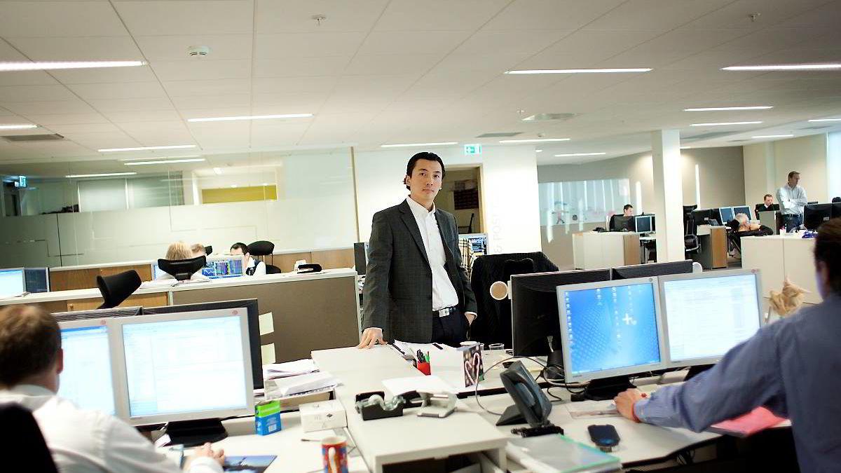 Olav Chen, Storebrand Kapitalforvaltning