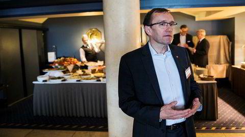 Arbeiderpartiets miljøpolitiske talsperson Espen Barth Eide.