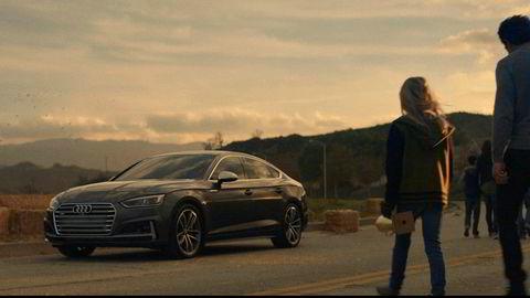 Audis reklamefilm skulle vise at det støtter kvinners rettigheter til likelønn.