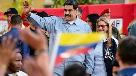 Venezuelas president Nicolás Maduro gjentok anklagen om at strømbruddene skyldes sabotasje og dataangrep utført av USA.