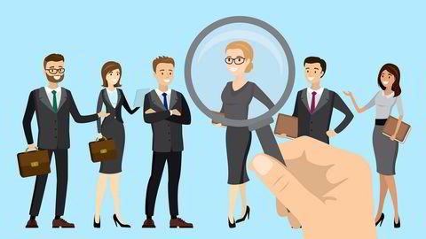 Det kan være slik at kvinner rekrutteres som leder når bedriften går dårlig, de får så å si ansvar når problemer oppstår, det som kalles glassklippefenomenet.