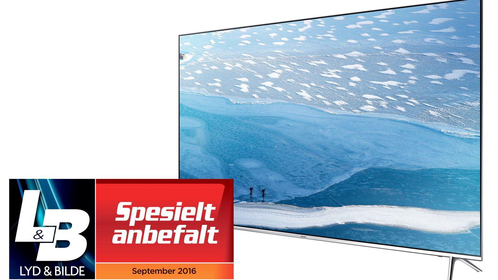 Samsung UE65KS7505 er en av de aller beste tv-ene i mellomsegmentet.