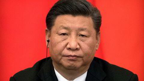 Kina og deres president Xi Jinping svarer på nye tollsatser fra USA med samme mynt.