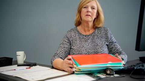 Administrerende direktør Eva Holmgren i Eidsvoll Ullensaker Blad sier den varslede prisøkningen er kritisk for lokalavisen, som står på flyttefot til nye lokaler på Eidsvoll.
