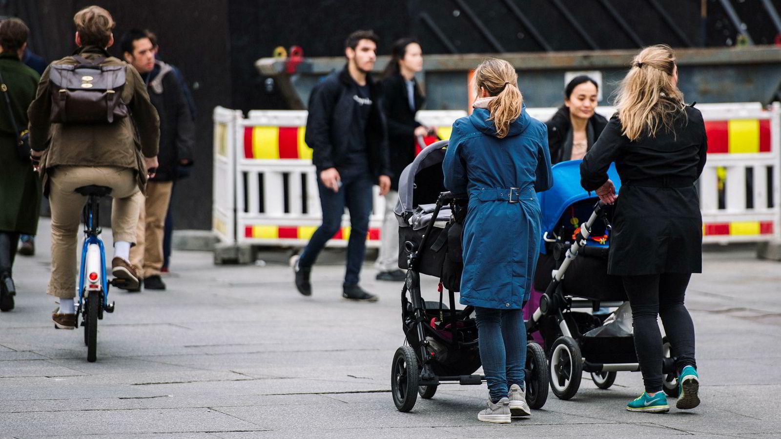 Først var det barnetillegget i uføretrygden som kom i søkelyset. Høyre-/Frp-regjeringen ville ha drastiske endringer.