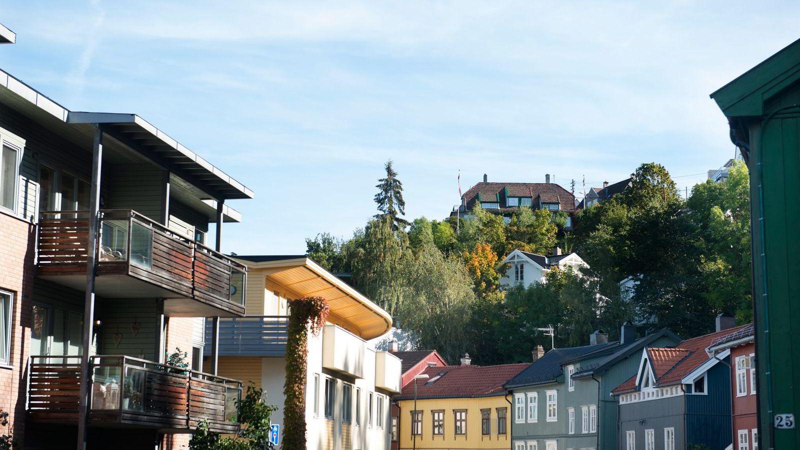 Etter den sterkeste september-oppgangen på 13 år har boligprisene i Oslo steget 18,5 prosent på 12 måneder.