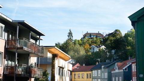 Ingen andre kommuner er i nærheten av å ha så høy eiendomsskatt som Oslo. Foto: Per Ståle Bugjerde
