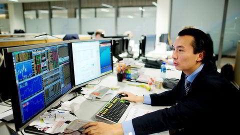 Porteføljeforvalter Olav Chen tror korreksjonen kan bli kraftigere.