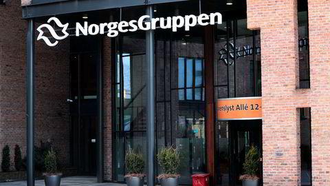 Hovedkontoret til Norgesgruppen på Skøyen i Oslo. En tidligere ansatt i Norgesgruppen-eide Unil har meldt seg til Økokrim etter påstander om ulovlige forhold.