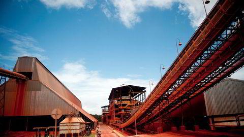 Føderale miljømyndigheter i Brasil opphever forbudet mot å bruke Hydros nye rødslamdeponi ved verdens største aluminaraffineri, Alunorte.