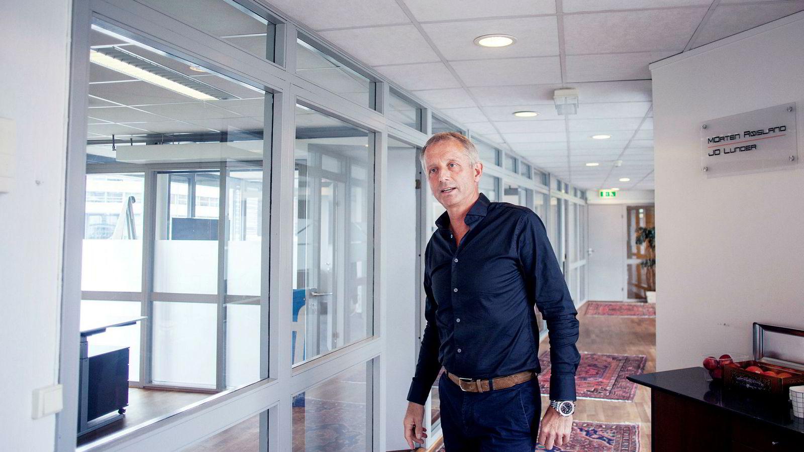 Jo Lunder krevde 530 millioner kroner i erstatning etter at Økokrims korrupsjonsetterforskning mot ham ble henlagt i 2017.
