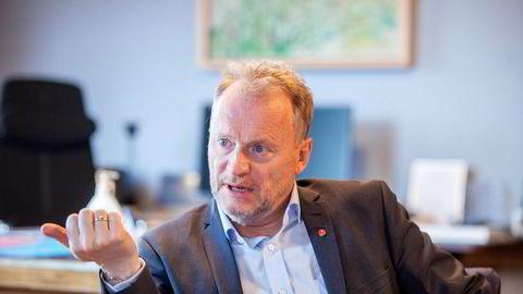 Byrådsleder Raymond Johansen sier onsdag ettermiddag at alle som betalte eiendomsskatt i 2016, vil få pengene tilbake.