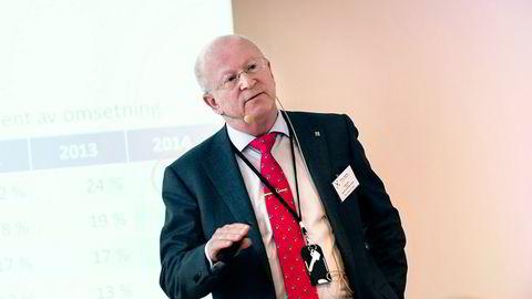 Nkom-direktør Torstein Olsen.
