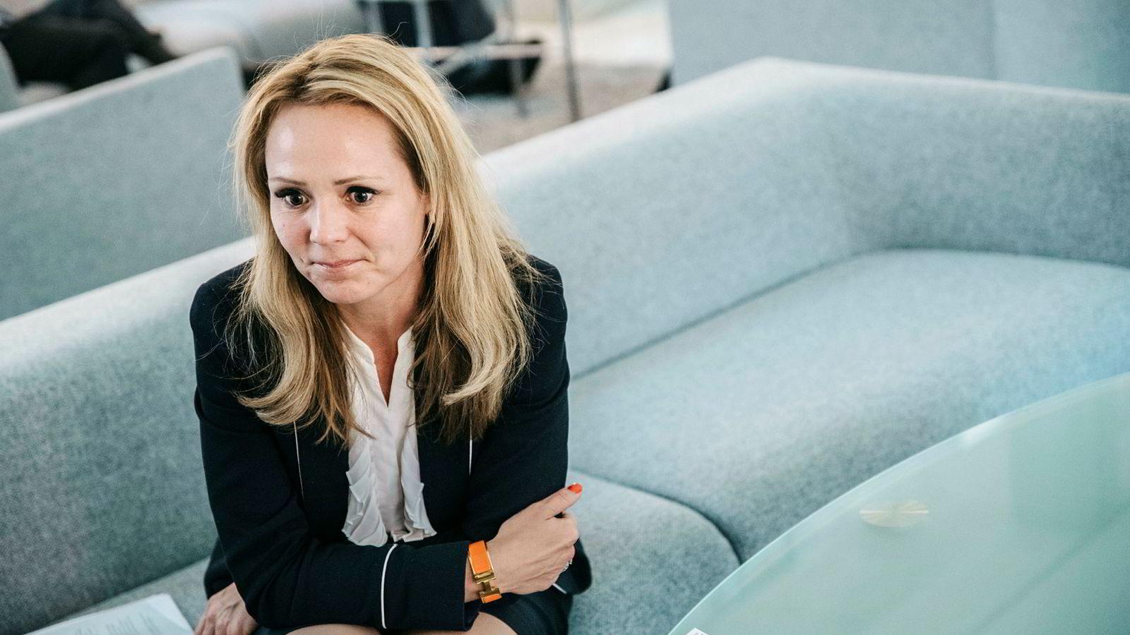 Barne- og likestillingsminister Linda Hofstad Helleland har frontet saken som nå fører til søksmål mot den norske staten.