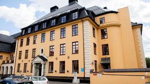 Helseforetaket Aleris driver blant annet et sykehus på Frogner i Oslo.
