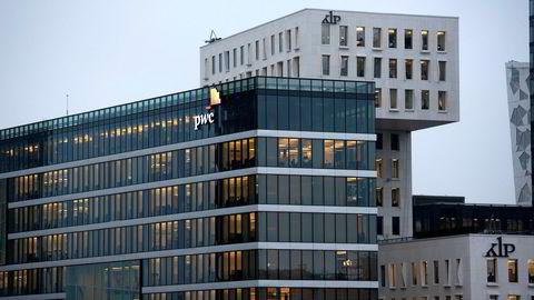 Partnerne i konsulent- og revisjonsselskapets PricewaterhouseCoopers (PwC) kan se tilbake på et lukrativt fjorår.