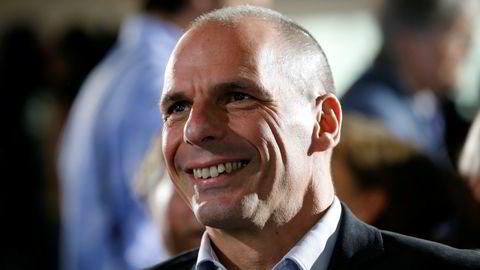 - Det blir ikke ja-flertall, sier Hellas' finansminister Yanis Varoufakis. Foto: