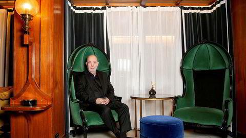 Didier Truchot grunnla analysebyrået Ipsos i Paris i 1975 og eier fortsatt ti prosent av selskapet.