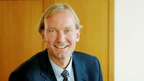 Niels Smedegaard, her fotografert for noen år siden, er innstilt som ny styreleder i Norwegian.