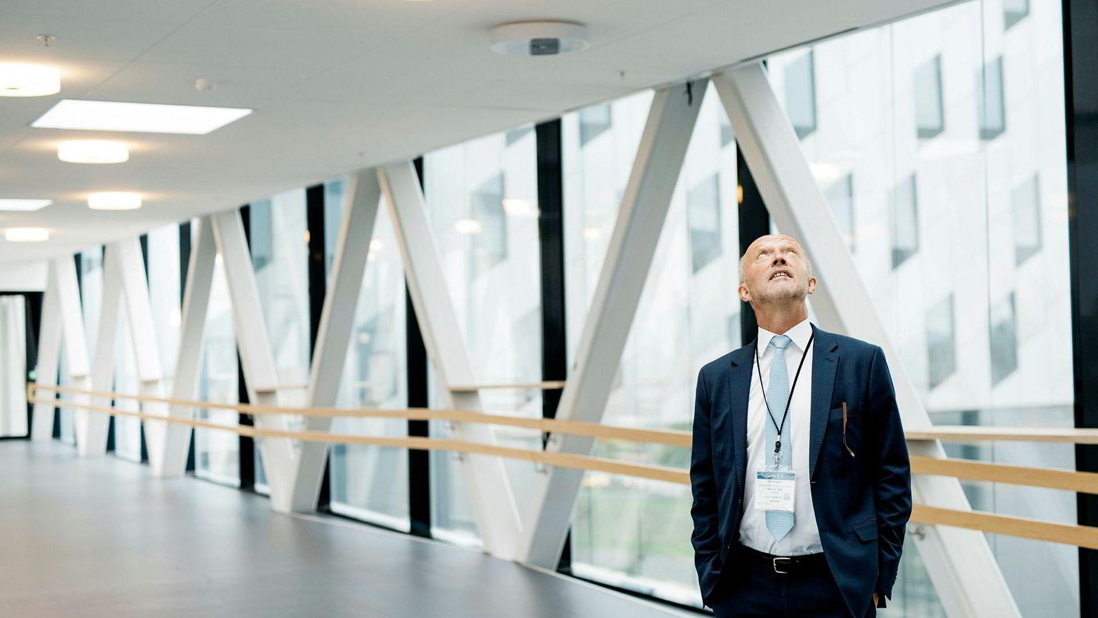Equinors letesjef Tim Dodson er ikke helt blitt bønnhørt i Barentshavet.