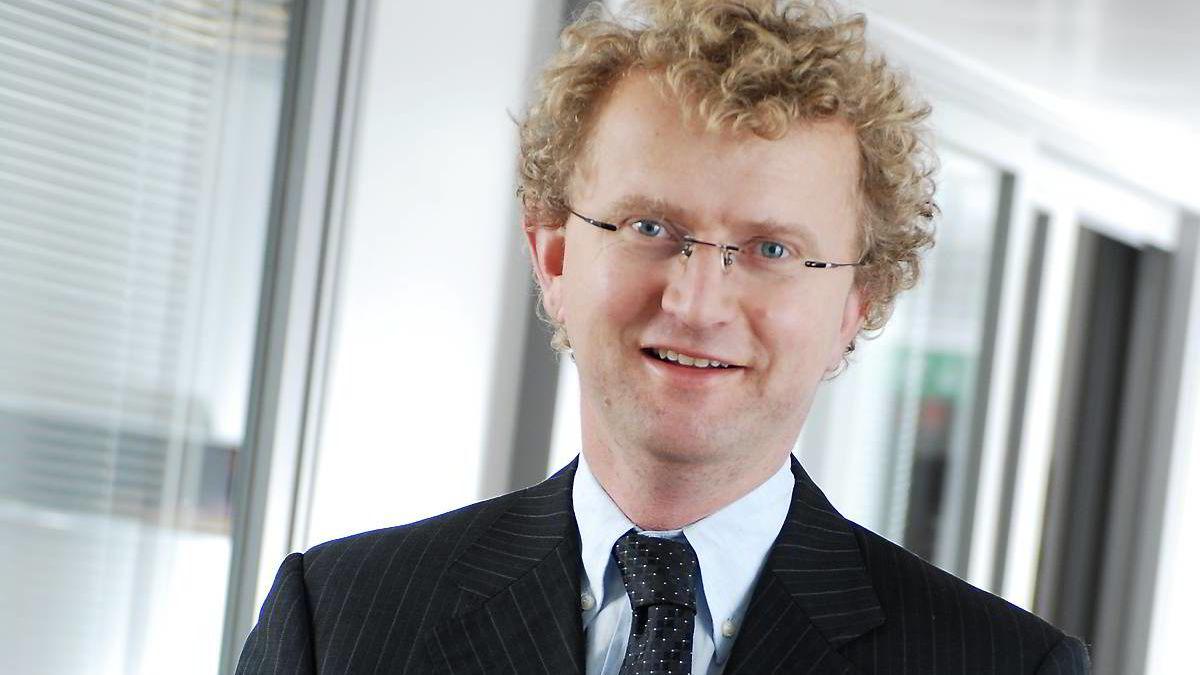 Sjeføkonom Jan L. Andreassen i Terra.