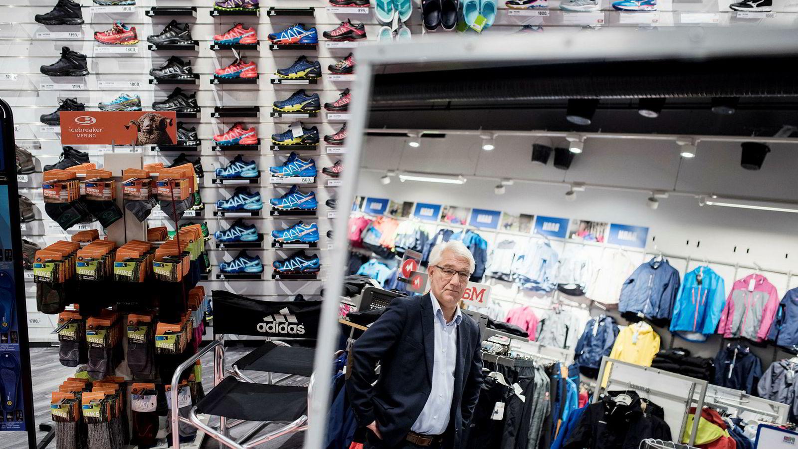 dc8a9029 Petter Bjørheim har drevet kjeden MX Sport fra Stavanger. Nå sier eierne  stopp og avvikler