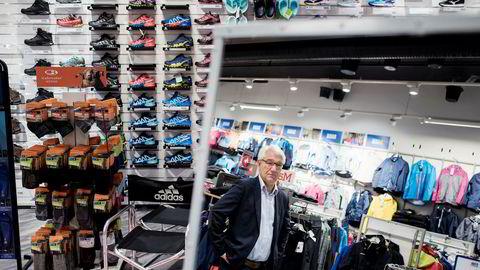 Petter Bjørheim har drevet kjeden MX Sport fra Stavanger. Nå sier eierne stopp og avvikler kjeden som håndterer 75 butikker.