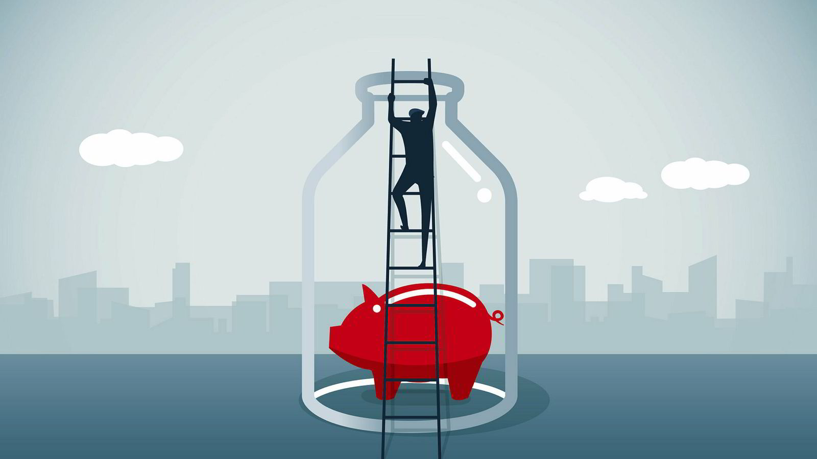 Tvungen sparing hjelper oss ikke bare til å gjøre kjedelige ting, som å betale skatt eller spare for alderdommen. Takket være tvungen sparing har de fleste av oss mulighet til å gjøre noe hyggelig i ferien.
