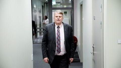 Hans Fredrik Grøvan i Stortingets kontroll- og konstitusjonskomité mener næringsminister Monica Mæland har skapt unødvendig usikkerhet. Foto: Aleksander Nordahl