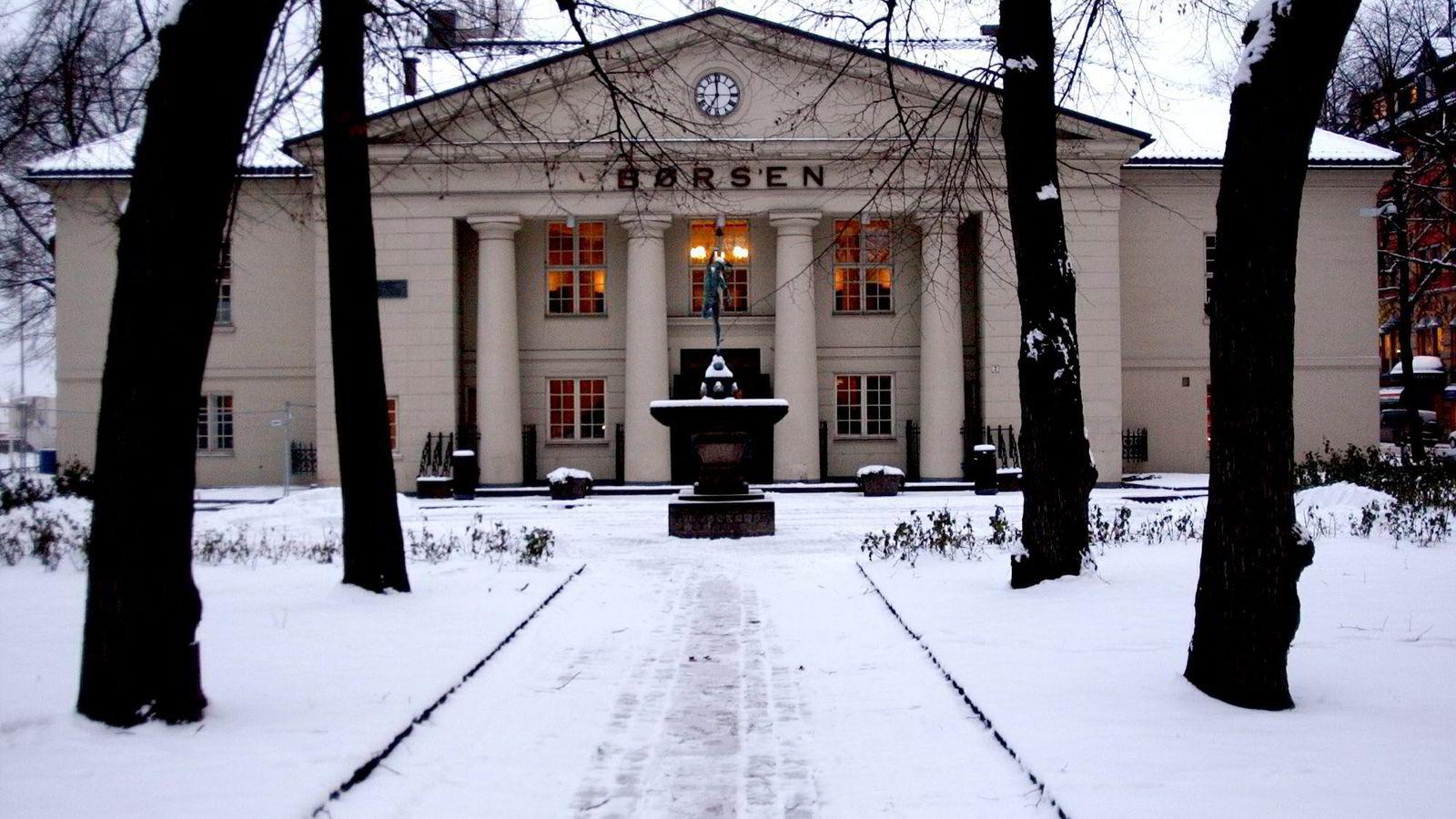 Oslo Børs tynges Telenor og Opera Software onsdag. Hydro og Yara bidrar til å dempe fallet. Foto: Håvard Bjelland