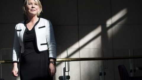 Næringsminister Monica Mæland. Foto: Elin Høyland