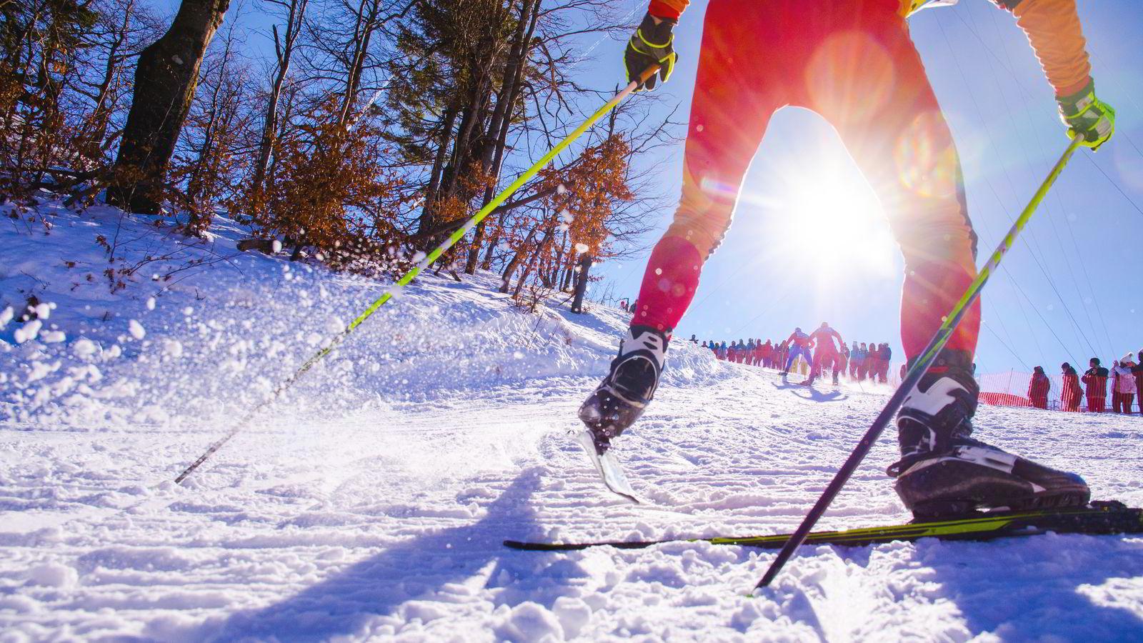 Sendeskjema for vinter-OL 2018