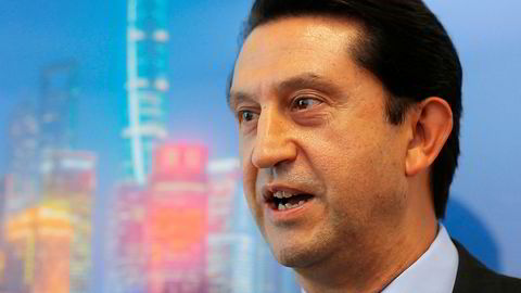 Spanske Jose Munoz trekker seg fra toppjobben i Nissan som følge av Ghosn-skandalen. Foto: AP / NTB scanpix