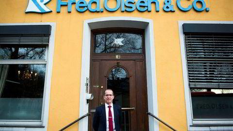 Administrerende direktør Ivar Brandvold i Fred. Olsen Energy klarte ikke å bli enig med långiverne innen fristen 30. juni.