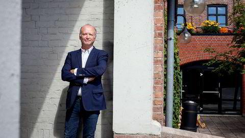 Daglig leder Olav Øen i Storylounge.