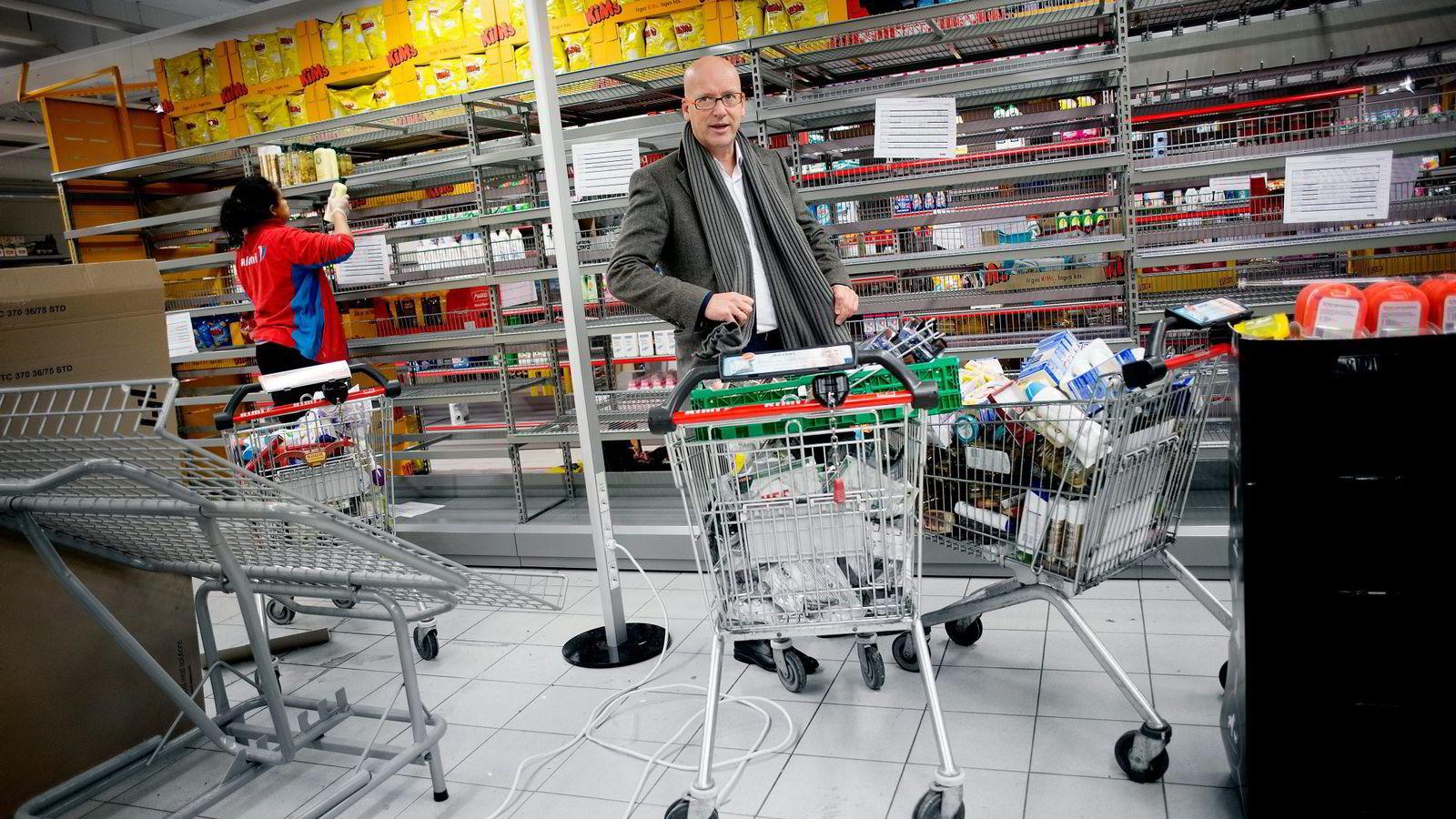 Med oppkjøpet av Ica ble Coop Norges nest største dagligvareselskap. Konsernsjef Geir Inge Stokke mener handelen var veldig god.