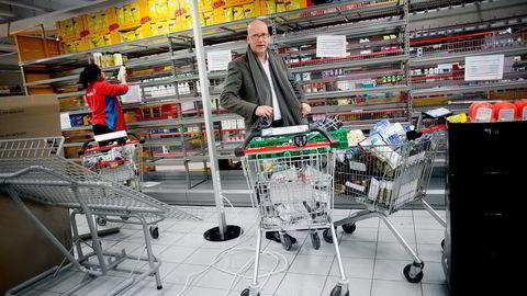 Med oppkjøpet av Ica ble Coop Norges nest største dagligvareselskap. Konsernsjef Geir Inge Stokke mener handelen var veldig god. Foto: Mikaela Berg