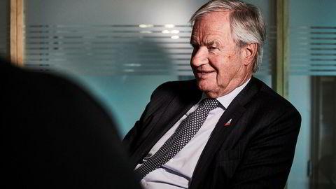 Norwegian-sjef Bjørn Kjos hentet 1,3 milliarder kroner i ny egenkapital i mars.