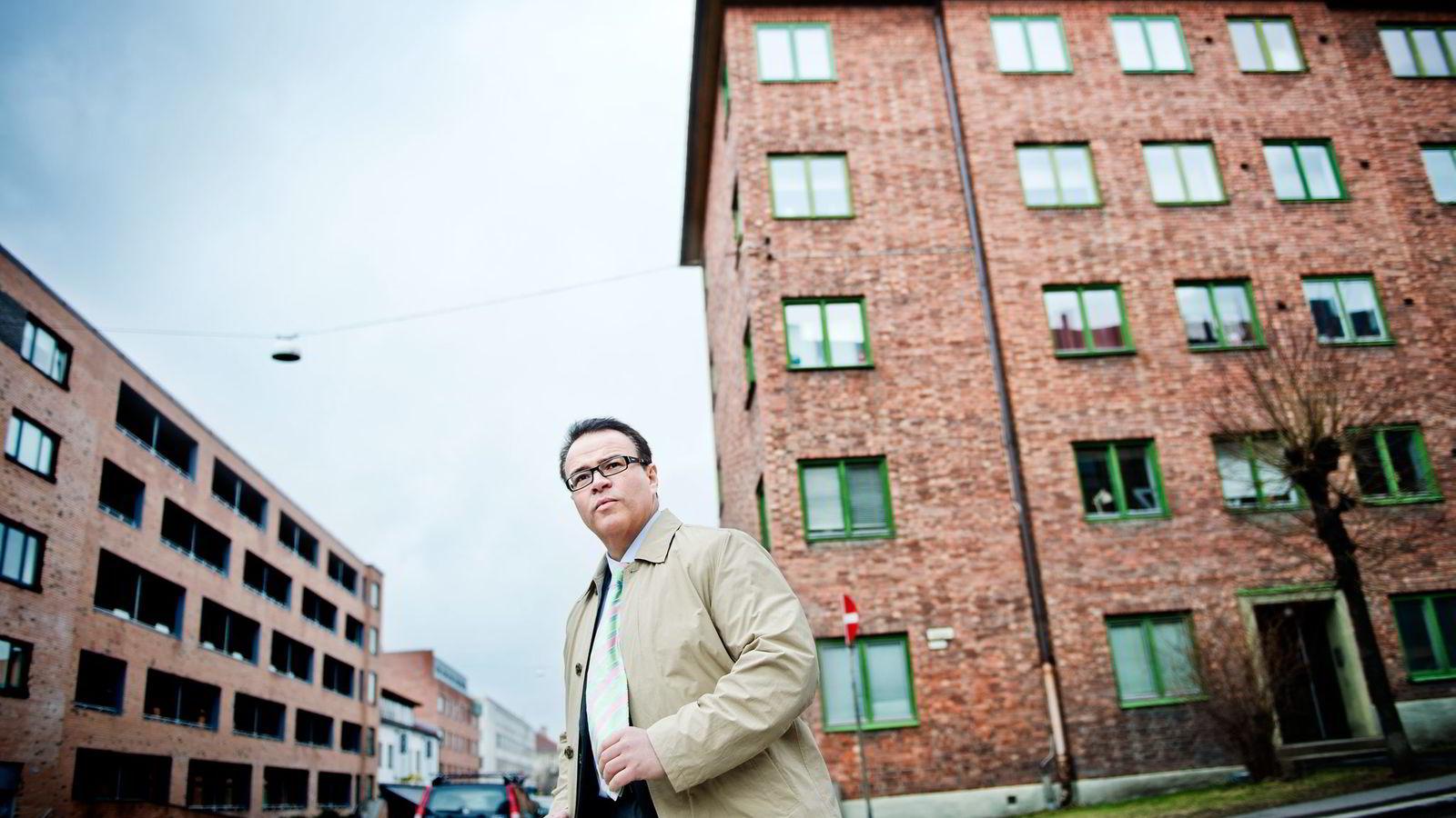 - OMFATTENDE BRUK. Fagdirektør Thomas Bartholdsen i Forbrukerrådet tror at tilstandsrapport ved boligsalg vil bli normen.
