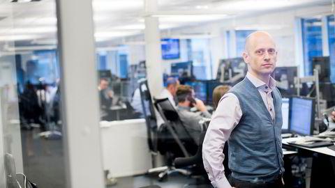 Øystein Børsum er sjefstrateg i Swedbank og følger Tyrkia tett. Foto: Fredrik Solstad