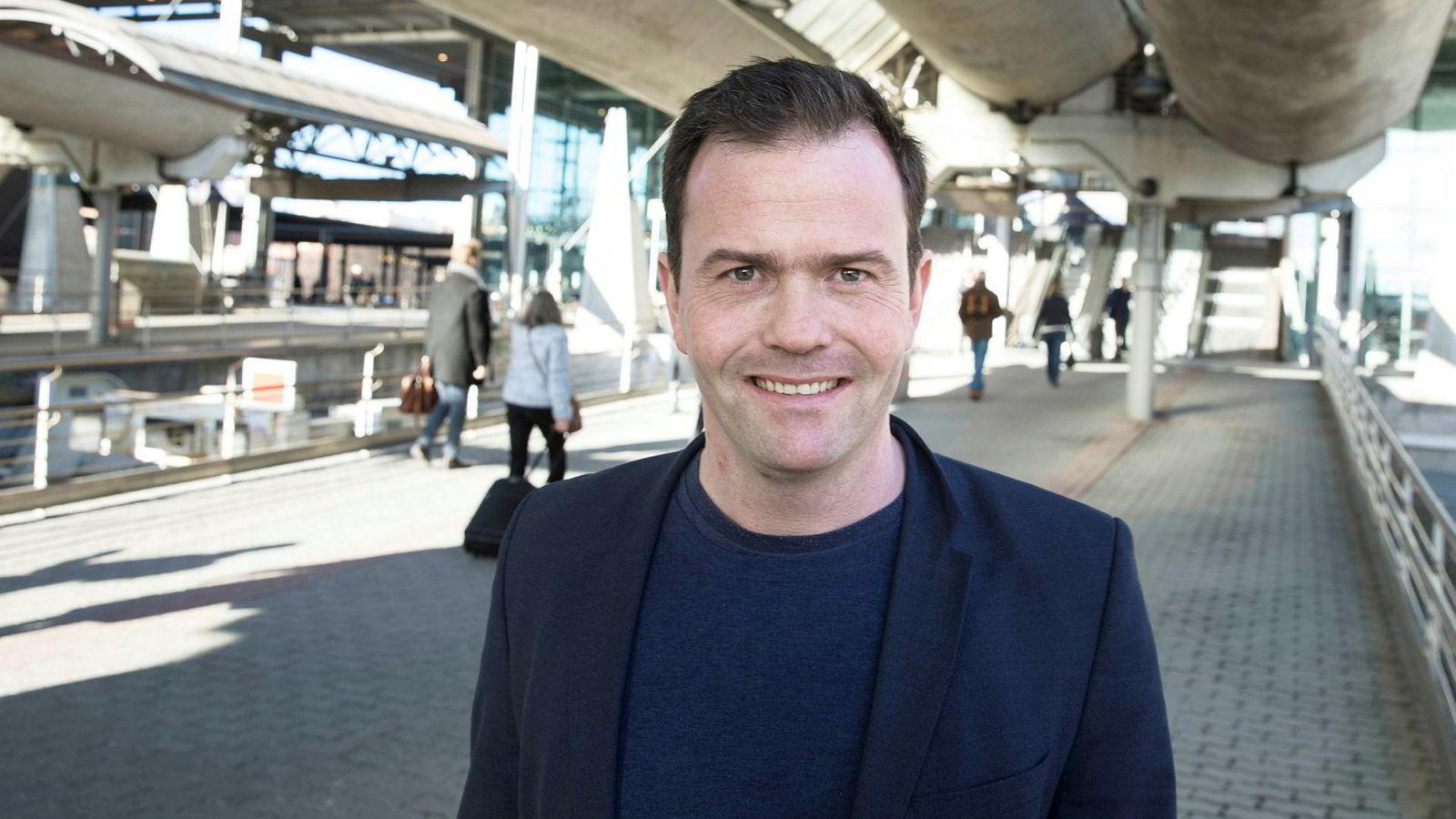 Administrerende direktør Marius Holm i Miljøstiftelsen Zero.