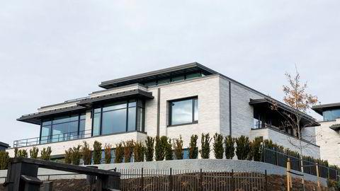 Trygve Bjerke har betalt 62 millioner kroner for leiligheten i prestisjeprosjekt i Grimelundsveien på Oslo vestkant.